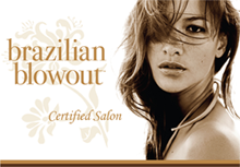 Brazilian Blowout at Moxie Salon