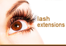 Lash Extensions at Moxie Salon